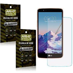 Kit 2 Películas de Vidro LG K10 Pro - Armyshield