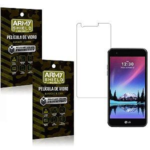 Kit 2 Películas de Vidro Lg K4 Novo 2017 - Armyshield