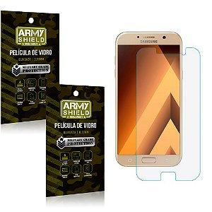 Kit 2 Películas de Vidro Samsung A3 2017 - Armyshield