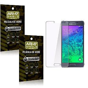 Kit 2 Películas de Vidro Samsung a7 2015 - Armyshield