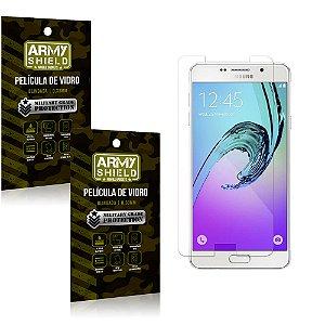 Kit 2 Películas de Vidro Samsung a7 2016 - Armyshield