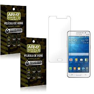 Kit 2 Películas de Vidro Samsung Gran Prime G530TV - Armyshield