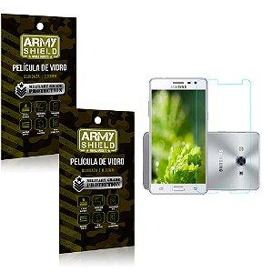 Kit 2 Películas de Vidro Samsung J3 PRO - Armyshield