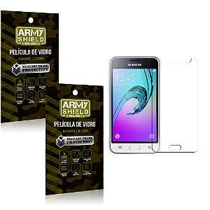 Kit 2 Películas de Vidro Samsung j1 2016 - Armyshield