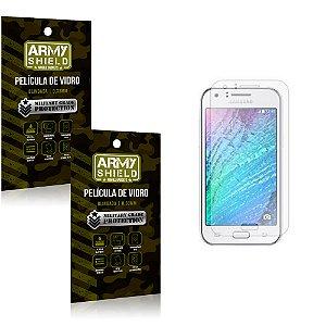Kit 2 Películas de Vidro Samsung j1 ace - Armyshield