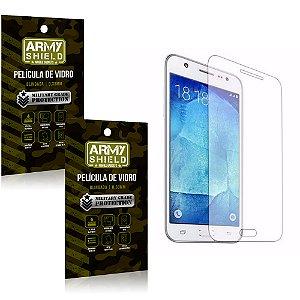 Kit 2 Películas de Vidro Samsung j2 2015 - Armyshield