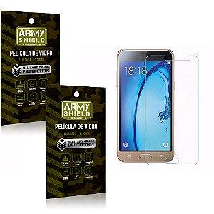 Kit 2 Películas de Vidro Samsung j3 prime - Armyshield