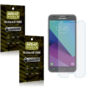 Kit 2 Películas de Vidro Samsung J5 2017 - Armyshield