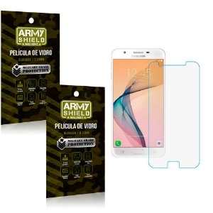 Kit 2 Películas de Vidro Samsung j5 prime - Armyshield