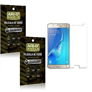 Kit 2 Películas de Vidro Samsung J7 2016 - Armyshield