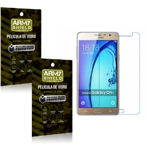 Kit 2 Películas de Vidro Samsung on 7 - Armyshield