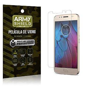 Película de Vidro Motorola Moto G5S Plus -Armyshield