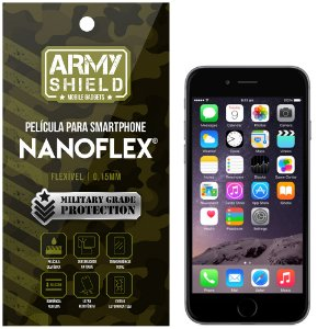 Película NanoFlex [FRONTAL] Apple iPhone 6 - 6S  - Armyshield