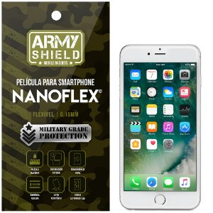 Película NanoFlex [FRONTAL] Apple iPhone 6 Plus - 6S Plus  - Armyshield