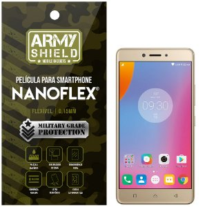 Película NanoFlex [FRONTAL] Lenovo K6 Plus  - Armyshield