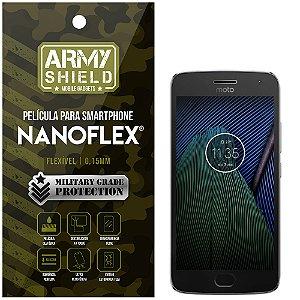 Película NanoFlex [FRONTAL] Motorola Moto G5 Plus  - Armyshield