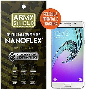 Película NanoFlex [FRONTAL E TRASEIRA] Samsung Galaxy A5 (2016)  - Armyshield