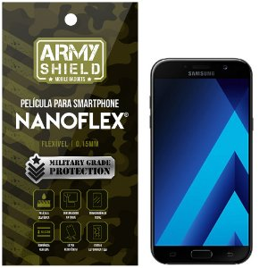 Película NanoFlex [FRONTAL] Samsung Galaxy A7 (2017)  - Armyshield