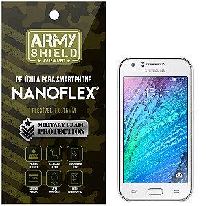 Película NanoFlex [FRONTAL] Samsung Galaxy J3 (2015)  - Armyshield