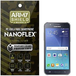Película NanoFlex [FRONTAL] Samsung Galaxy J5 (2015)  - Armyshield