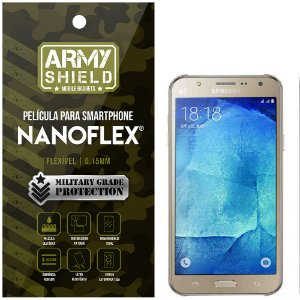Película NanoFlex [FRONTAL] Samsung Galaxy J7 (2016)  - Armyshield