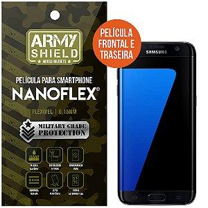 Película NanoFlex [FRONTAL E TRASEIRA] Samsung Galaxy S7 Edge  - Armyshield