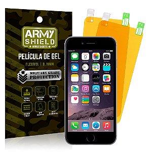Kit 2 Películas de Gel Apple iPhone 6 - 6S - Armyshield