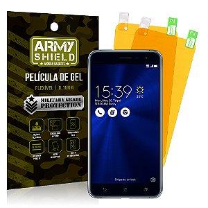 Kit 2 Películas de Gel Asus Zenfone 3 ZE520KL 5.2 - Armyshield