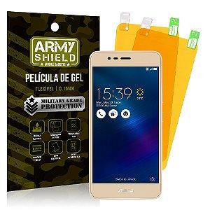 Kit 2 Películas de Gel Asus Zenfone 3 Max ZC520TL 5.2 - Armyshield