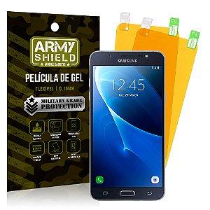 Kit 2 Películas de Gel Samsung Galaxy J7 2016 - Armyshield