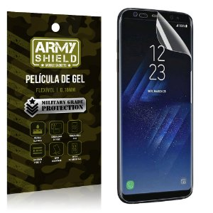 Película de Gel Samsung Galaxy S9 Plus - Armyshield