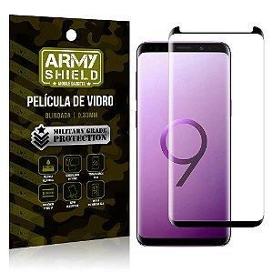 Película de Vidro Curvada Samsung S9 Plus - Armyshield