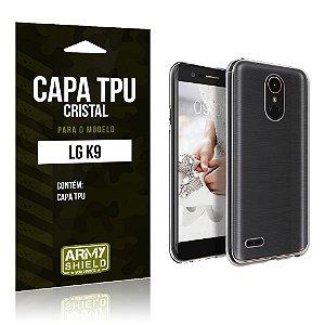 Capa Silicone TPU LG K9 - Armyshield