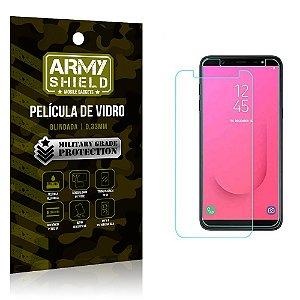 Película de Vidro Samsung J6 2018 - Armyshield