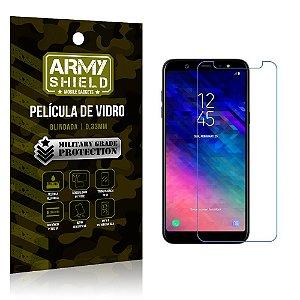 Película de Vidro Samsung A6 Plus - Armyshield