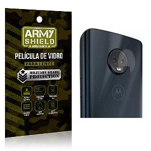 Película de Lente da Câmera Anti Risco Motorola Moto G6 Plus - Armyshield
