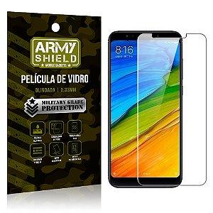 Película de Vidro Blindada Xiaomi Redmi 5 - Armyshield