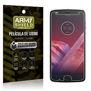 Película de Vidro Blindada Motorola Z3 Play - Armyshield