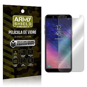 Película de Vidro Blindada Samsung A6 Plus - Armyshield