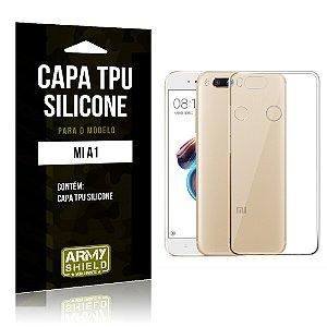 Capa Silicone Xiaomi Mi A1 - Armyshield