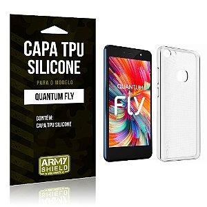 Capa Silicone Quantum Fly - Armyshield