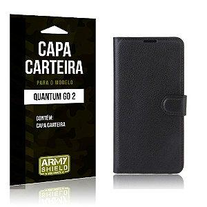 Capa Carteira Quantum Go 2 - Armyshield
