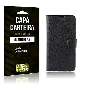 Capa Carteira Quantum Fly - Armyshield