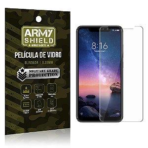 Película de Vidro Blindada Xiaomi Redmi Note 6 Pro - Armyshield