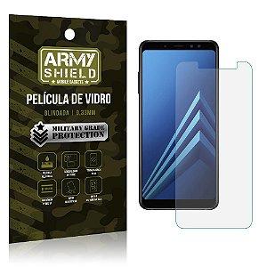 Película de Vidro Blindada Galaxy A7 2018 - Armyshield