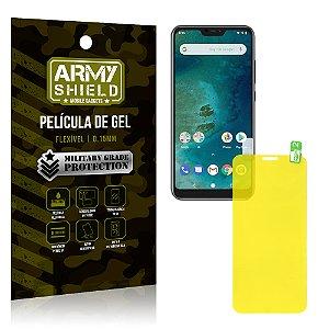 Película de Gel Flexível Xiaomi Mi A2 Lite - Armyshield