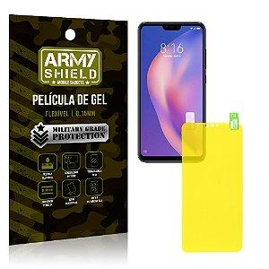 Película de Gel Flexível Xiaomi Mi 8 Lite - Armyshield