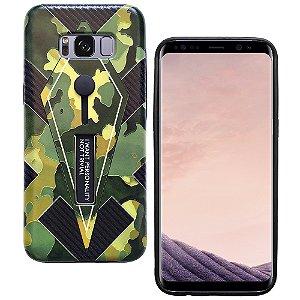 Capa de Proteção Militar Army Samsung Galaxy S8 - Armyshield