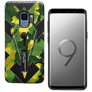 Capa de Proteção Militar Army Samsung Galaxy S9 - Armyshield