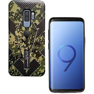 Capa de Proteção Militar Army Samsung Galaxy S9 Plus - Armyshield